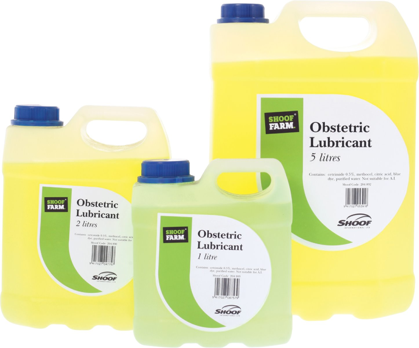 Obstetric Lubricant Shoof